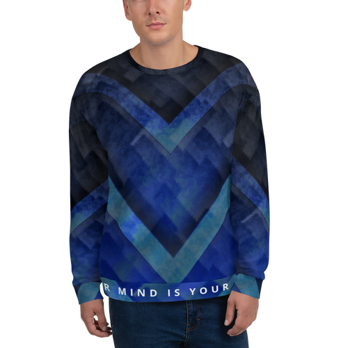 S&N Sweatshirt - Blue Rec