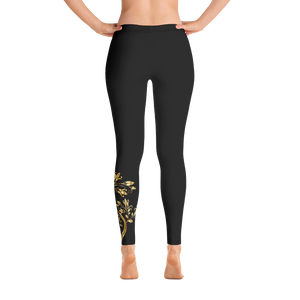Limited Leggings - Gold