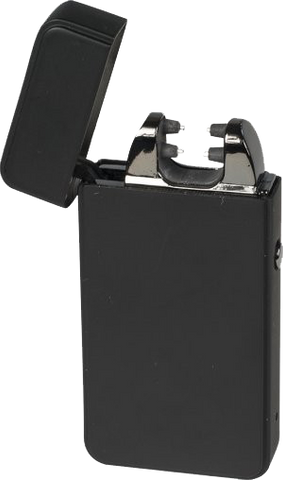Novi Plasma Rechargeable Lighter - Matte Black