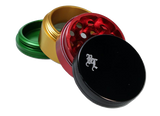 Black Leaf Rasta 4-Part Grinder