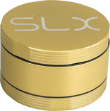 SLX Non-Sticky Grinder - Yellow Gold