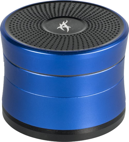 Solinder 'After Grow' Grinder 62mm - Blue