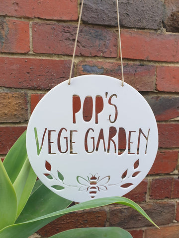 Personalised Vegetable Garden - BEE DESIGN