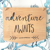 Adventure Awaits - Little Birdy Finds