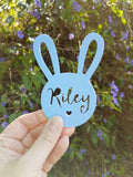 Pastel Personalised  Easter Tags - Little Birdy Finds