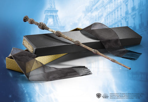 Gellert Grindelwald's  Wand in box