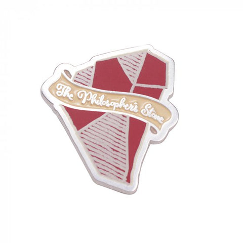 Philosophers stone pin