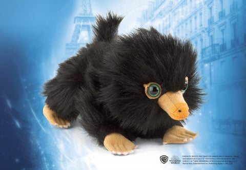 Baby Niffler Plush- black