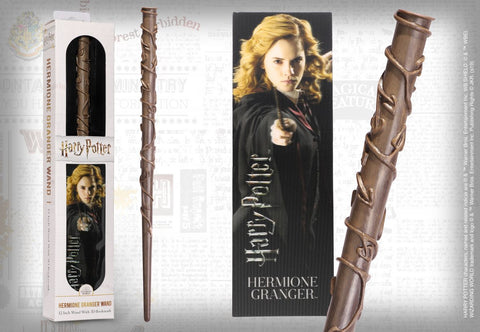 Hermione Granger Wand WITH (FREE) Fizz Wiz popping candy