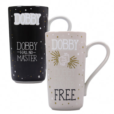 Dobby colour change heat Latte Mug