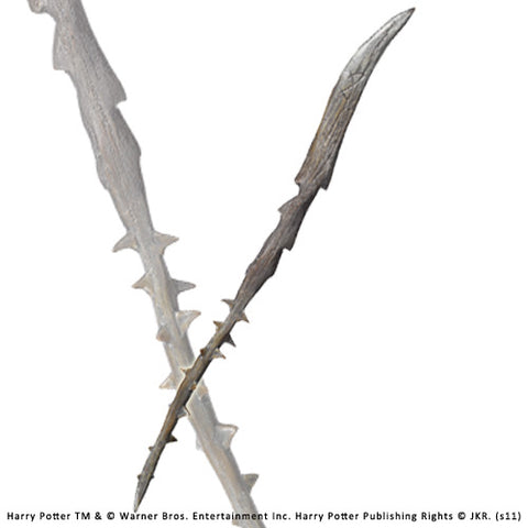 Death Eater character wand - Thorn