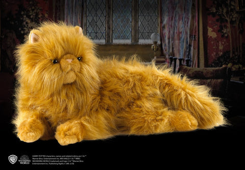Crookshanks collectors plush