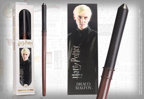 Draco Malfoy  Wand with (FREE) Fizz Wiz popping candy