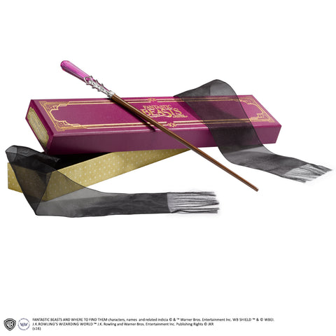 Seraphina Picquery's Wand in Collectors Box