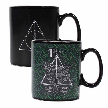 Deathly Hallows Heat Changing Mug