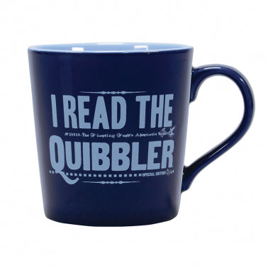 I read the Quibbler mug