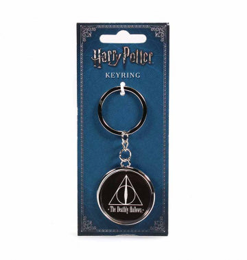 Deathly Hallows  Black Keyring