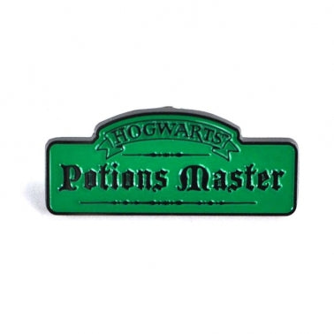 Potions Master Pin Badge
