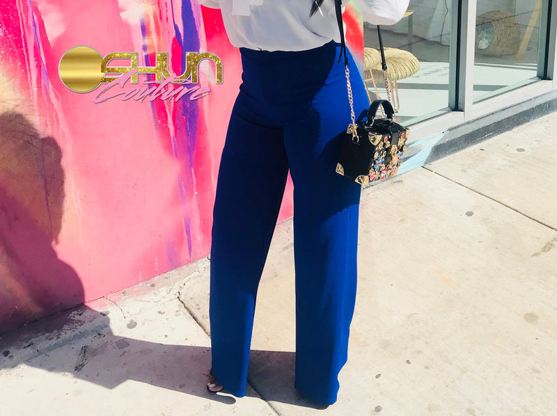 KAYLA HIGH WAIST PANTS