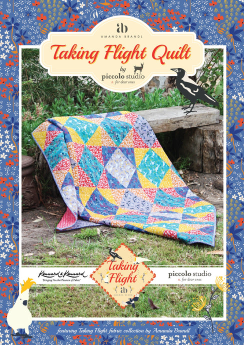 Quilt Kit ~ Taking Flight