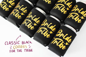 Bride Tribe Coozies (11 pack)