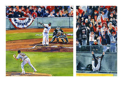 2013 ALCS - Home Run Celebration