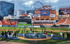 St. Louis Cardinals: Batting Practice
