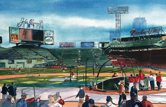 Opening Day: Fenway Park