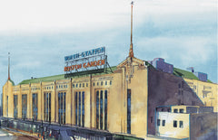 Old Boston Garden