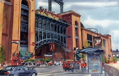 St. Louis Cardinals: Busch Stadium