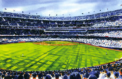 Yankee Stadium – Center Field 2009
