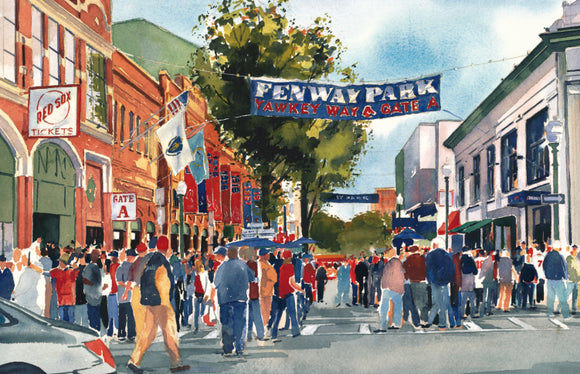 2004 World Series - Yawkey Way