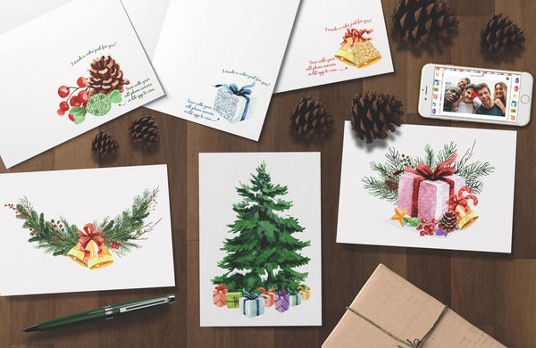 Christmas Card 3-design Multi Pack