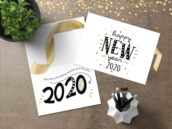 New Year 2020 Confetti
