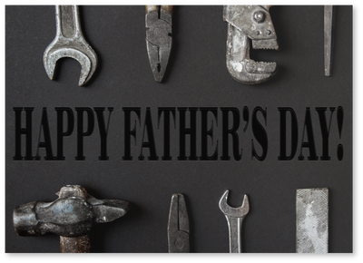 Fix-it Dad Father's Day Card