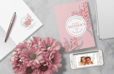 I Love You Forever Mother's Day Card