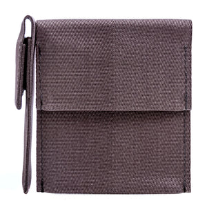 Micra Credit Card Wallet - Gray