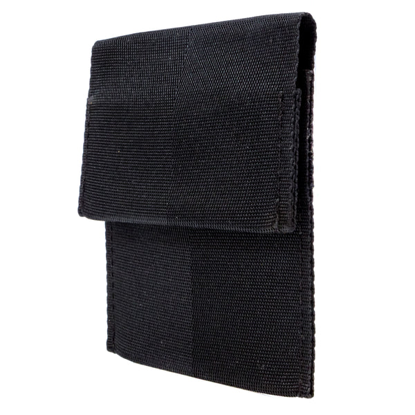 Micra Credit Card Wallet - Black