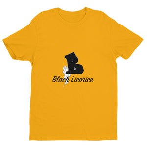 Black Licorice Next Level Tee