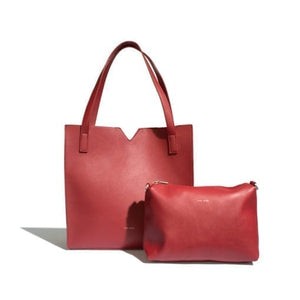 Alicia Tote Bag Red
