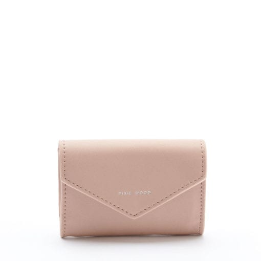 Carol Card Wallet Tan