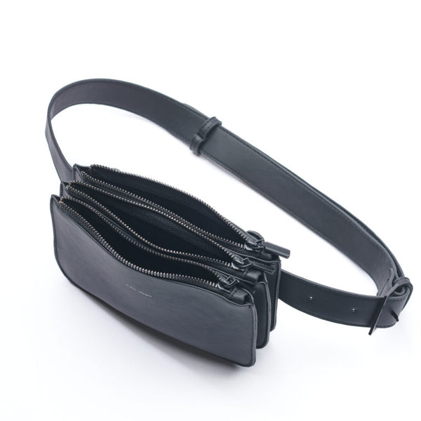 Demi Waist Bag Grey