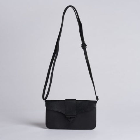 Jacqueline Crossbody Bag Black
