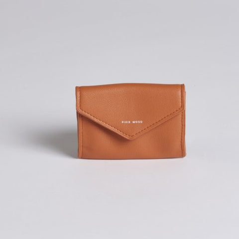 Carol Card Wallet Caramel