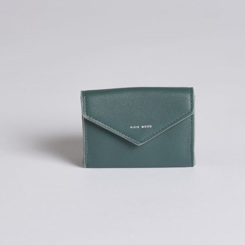 Carol Card Wallet Spruce Green