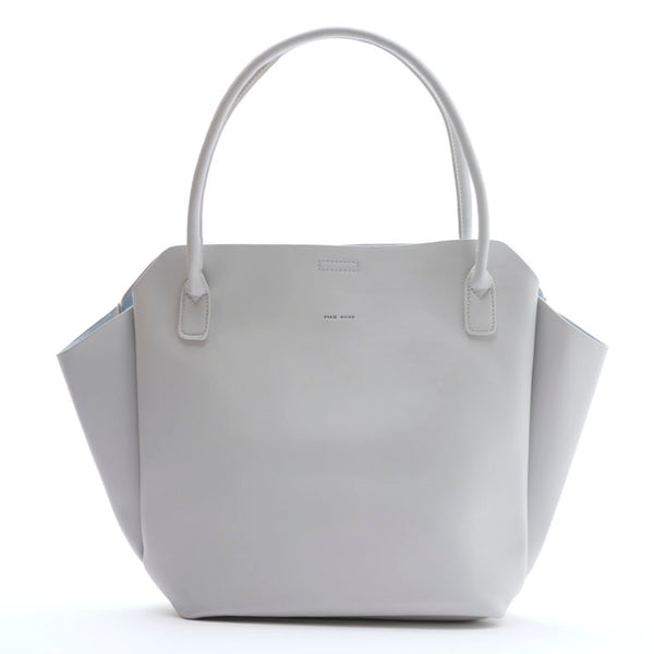 Rachel Tote with Bonus Bag Grey