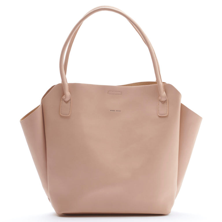 Rachel Tote with Bonus Bag Tan