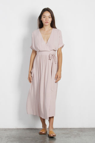 Lenora Dusty Blush Dress