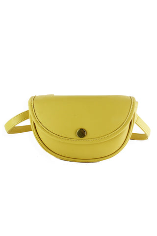 Small convertible Handbag Yellow