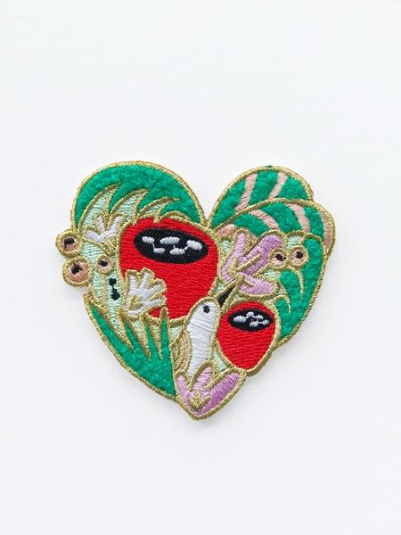 Tropic Heart Patch